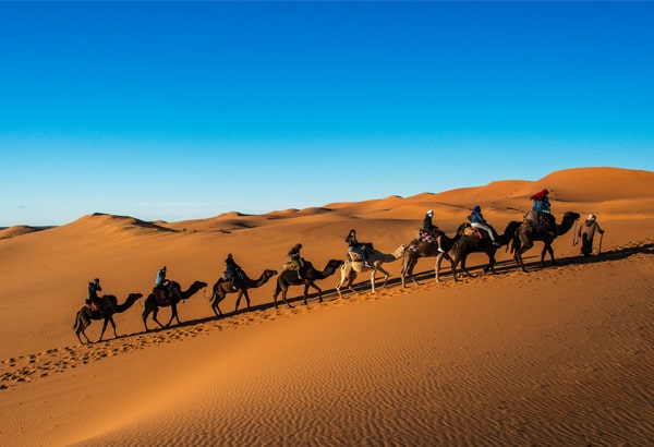 Fes 5 days desert Tours to Marrakech