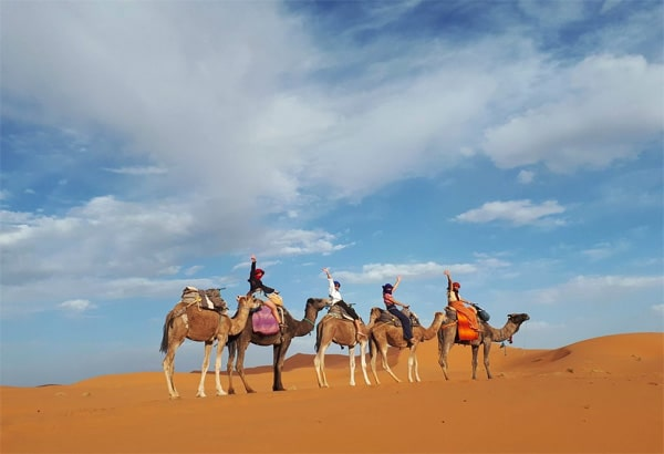 Sahara Desert Tour from Marrakech