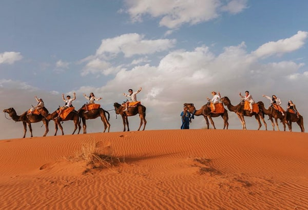 3 Day Sahara tours from Marrakech to Fes