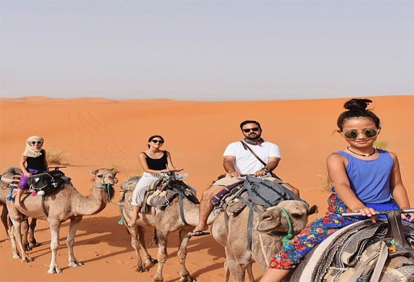Desert Trips from Marrakech