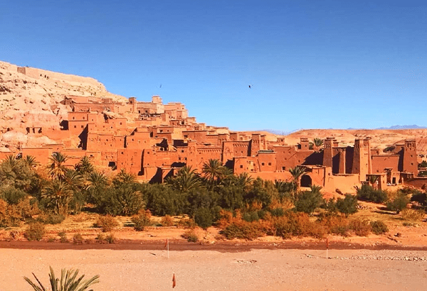 5 Day desert tour from Marrakech to Fes